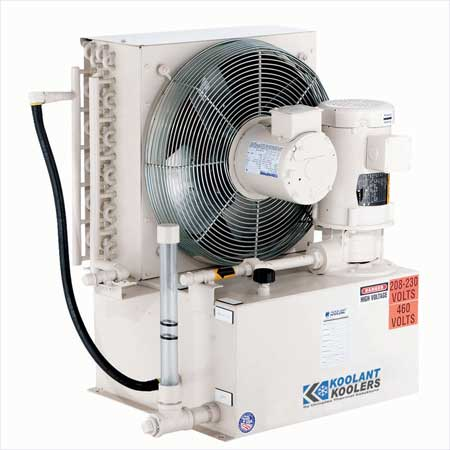 Fan Cooled Chillers